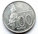 CIEKAWA MONETA DO KOLEKCJI INDONEZJA 100   /L11