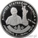 NIUE 2008 - JAN PAWEŁ II - USA - PIELGRZYMKA 68