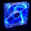 SilentiumPC Wentylator Zephyr 120x120x25mm LED BLU