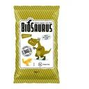 Pieczone ekologiczne chrupki kukurydziane z serem