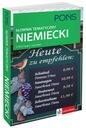 Słownik tematyczny niemiecki - PROMOCJA