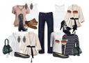 Zestaw ubrań H&M Zara Mango Reserved M basic