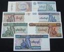 ZESTAW BANKNOTÓW MYANMAR !!! STAN UNC !!! OKAZJA