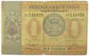 19.Hol.Indie Wschodnie, 1 Gulden 1940 rzadki,St.3-