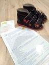 obuwie profilaktyczne daniel r.20 21 buty kapcie