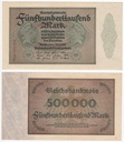 143(9b) - Berlin,500 000 Marek 1923