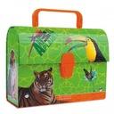 Kuferek kartonowy z rączką Animal Planet