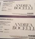 Andrea Bocelli, bilety 11 listopada Kraków