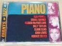 GIANTS OF JAZZ - PIANO - SAVOY JAZZ .D2