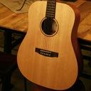 Nowa gitara akustyczna CORT Earth Grand OP