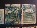 stare znaczki QUEBEC revenue