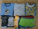 Zestaw ubrań dla chłopca 46 szt. rozmiar 134/140