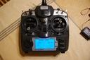 Aparatura Turnigy 9X podświetlana Dron,Full zestaw