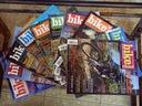 Komplet gazet rowerowych BikeBoard - rocznik 2013