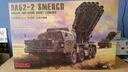 1:35 Russian 9A52-2 SMERCH MENG Model SS-009