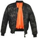 Kurtka BRANDIT MA1 Jacket Camo XXL (3159.4.XXL)