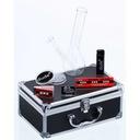 FAJKA wodna BONGO BOX 22cm+młynek+zapalniczka MIX