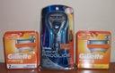 Gillette Fusion Proglide Power maszynka + 11 nożyk