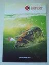 Katalog wędkarski EXPERT na 2015r. 100 stron !