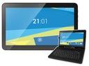 TABLET OVERMAX QUALCORE 1021 3G GPS ETUI+KLAWIATUR