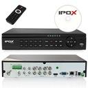 5w1 rejestrator HDR 9 kamer Full HD 2MPX P2P IPOX