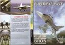Supermyśliwce Wojna i Broń DVD +Książeczka