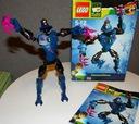 LEGO 8411 BEN 10 CHROMASTONE BDB STAN INSTRUKCJA