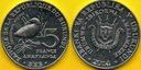 BURUNDI 5 Francs 2015 r. - Sarothrura elegans