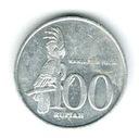 INDONEZJA  100 RUPII 2001 ROK