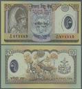 ### NEPAL - P45 - ND(2002) - 10 RUPII