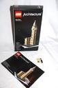 Pudełko LEGO nr  21013 BIG BEN
