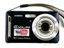APARAT CYFROWY CASIO EXILIM EX-Z22 - 9,1 MPX