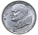 Watykan - moneta - 50 Lir 1995