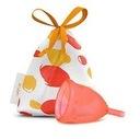 Kubeczek menstruacyjny Lady Cup LADYCUP L orange