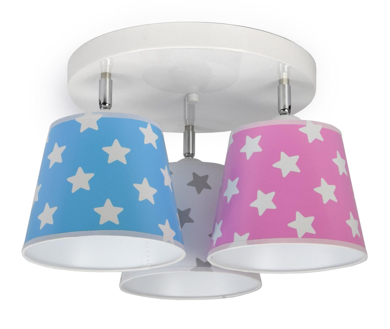 Lampa Sufitowa żyrandol Dziecięcy Plafon Led G3 7309573451 Allegropl