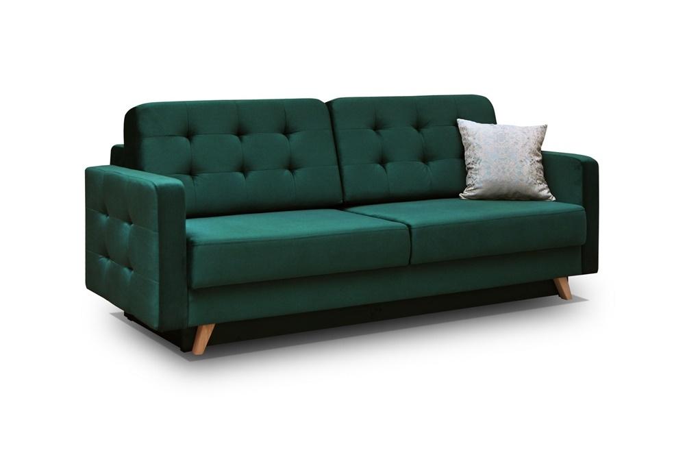 Sofa Konstancja Kanapa Rozkładana Do Salonu 6856890978 Allegropl