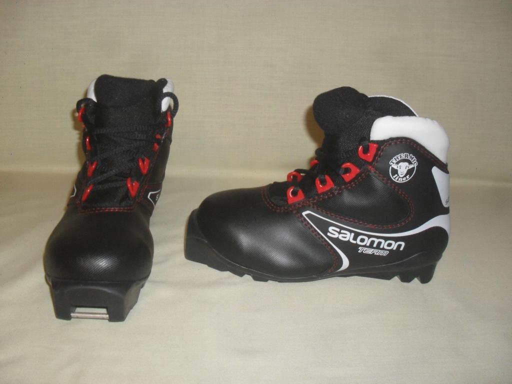 Buty do narciarstwa biegowego salomon w bardzo dobrym stanie