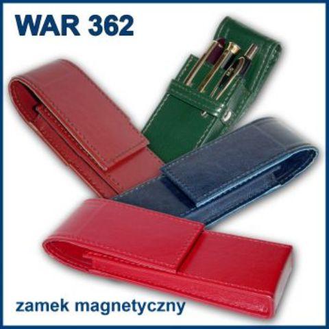 76ae414bd2507 xx Etui na pióra długopisy WAR-362   7 kolorów xx 6725357520 ...