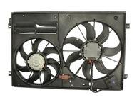 Вентилятор Радиатора VW passat B6 2005-2010 Новый