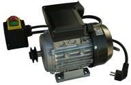 SILNIK elektryczny 1,1 kW 1 faz betoniarka 230V FV