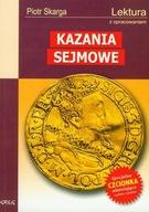 Kazania Sejmowe Piotr Skarga