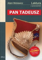 Pan Tadeusz Wydanie z opracowaniem Adam Mickiewicz