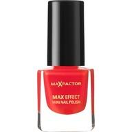 Lakier MAX FACTOR Max Effect Mini 09 Diva Coral