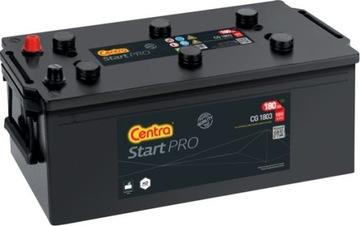 аккумулятор 180ah hd centra professional grojec y - фото