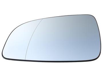 вклад зеркало с подогревом левый opel astra iii h 04-