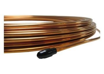 трубка труба медная на провода колодки 25 мб