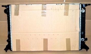 радиатор воды porsche macan s / gts / s дизель - фото