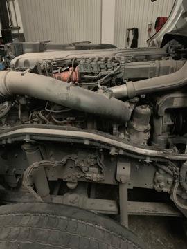 двигатель daf 106 460 европа 6 12 500 . - фото