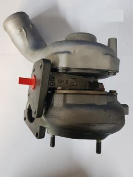 турбина audi a4 3.0tdi b7 204km 150kw + уплотнения - фото