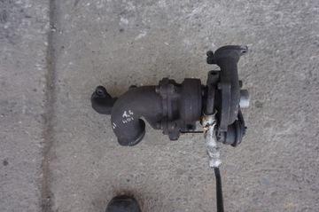 турбина 1.4 hdi 54359710009 peugeot 206 307 1007 - фото